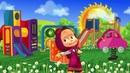 Маша и медведь - про пылесос. Мультик про Машу - мультфильм для детей 2018. БиБизяка