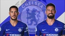 How Hazard And Giroud Help Each Other | Chelsea Tactical Analysis