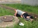 Так играют украинцы Tak ukraińcy umilają sobie czas.