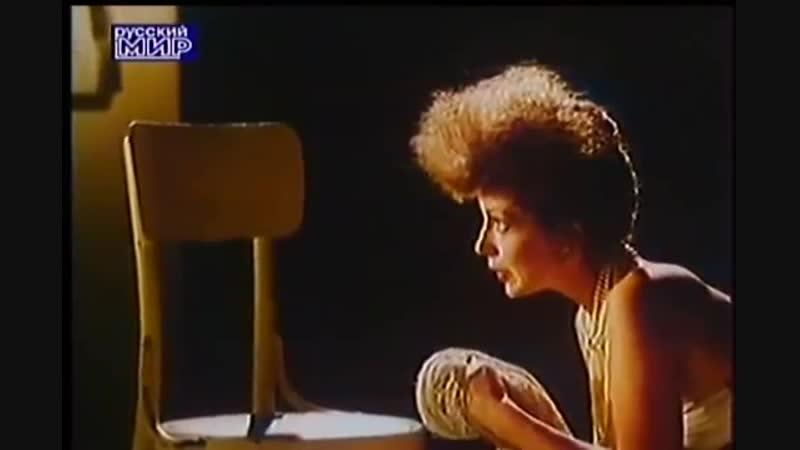 Маленькая балерина Татьяна Кабанова 1990