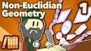 The History of Non-Euclidian Geometry - Sacred Geometry - Extra History - 1