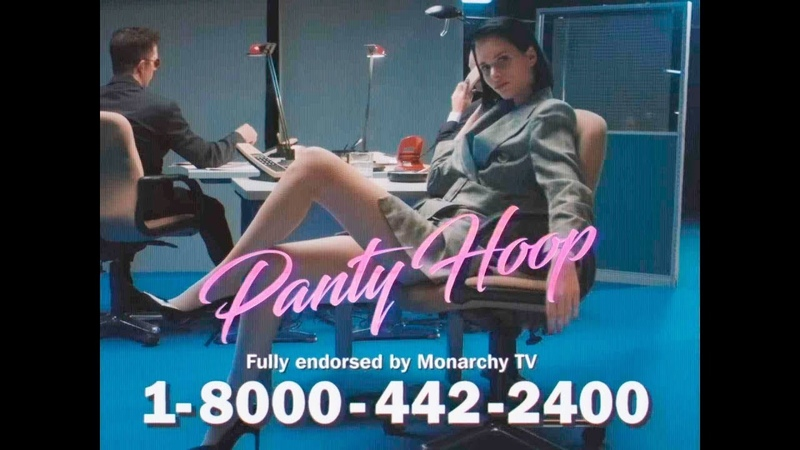 Monarchy - Hula Hoop 8000 (Official Video)