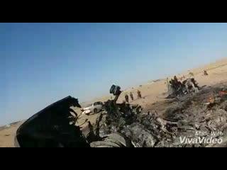 Американский ch-47 chinook разбился в провинции гильменд, афганистан.