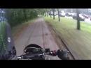 Мотоциклист расстрелял девушек