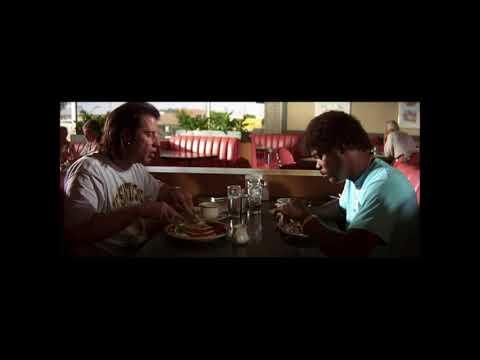 Криминальное чтиво- Я не ем парасятину