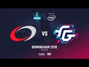 CoL vs Forward gaming, ESL Birmingam SEA Quals, bo5, game 4 [Lex]
