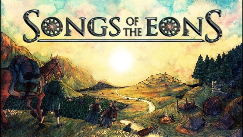 Songs of the Eons Geology and Climatology Exhibition