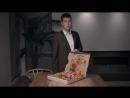 «Volkswagen» Golf GTD _ Pizza _ видео реклама автомобиля фольксваген