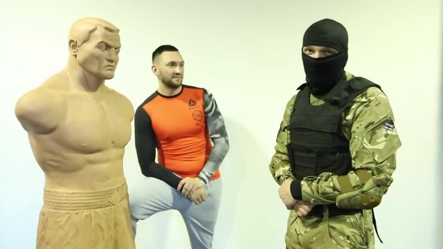 Убойная двойка   Советы инструктора спецназа · coub, коуб