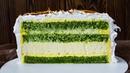 Торт Мята Лимон с чизкейком внутри Наша группа в ВК ТОРТЫ ВИДЕО РЕЦЕПТЫ