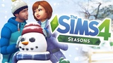 NEW SNOW ACTIVITIES &amp GAMEPLAY The Sims 4 SEASONS (SNOWPALS, SNOW ANGELS, SNOWBALL FIGHTS)