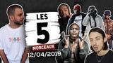 Kekra, Niska, Romeo Elvis, Dosseh, Alonzo ...- #Les5Morceaux du 120419 OKLM TV