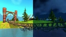 WoW Classic: Day and Night Comparison (Maximum Graphics)