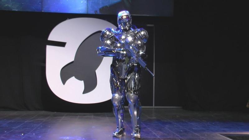 Cosplay Nanosuit Crysis Starcon 2018