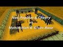 Not Popular Cheery vs Mohitkillah Silver Rose Tanki Online Zone tandem 1