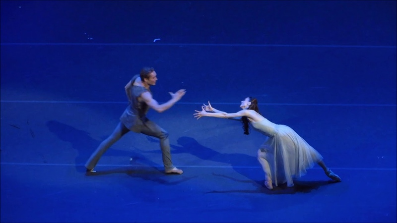 Светлана Захарова, Михаил Лобухин Дуэт из балета «Тристан и Изольда»