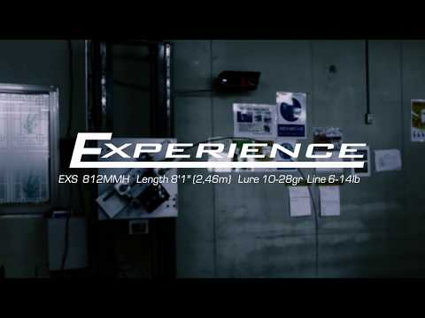 Краш-тест спиннинга Experience 812MMH