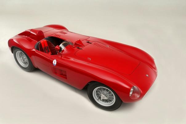 Очень редкие : 1955 Maserati 300S