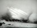 Мощнейшая артиллерийская канонада Залпы Катюш пушек и гаубиц утром 19 ноября 1942 года