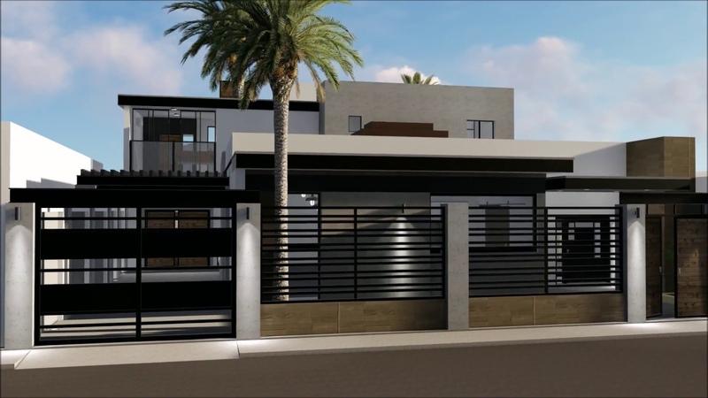 Casa Habitación R1 - Recorrido Virtual (Diseño Modelado 3d)