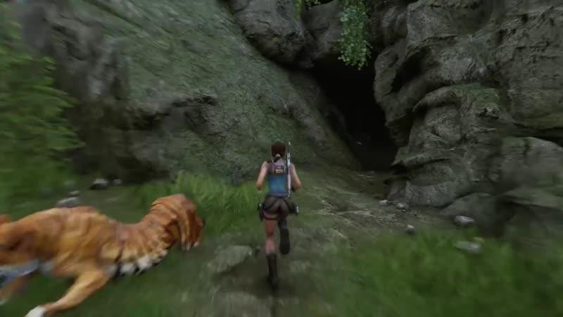 Tomb Raider 2 DEMO (Remake)