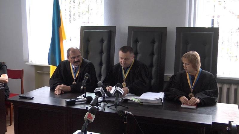 У Полтаві потерпілі у справі Кернеса оскаржують рішення суду