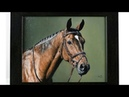 Elandy Oil Portrait Speed Painting