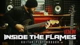 Inside the Flames - Venom - Guitar Playthrough