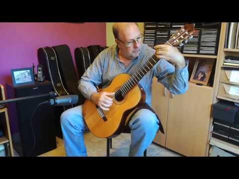 Fernando Sor Minueto de la Sonata Op. 25 (Nº14 Según D. Prat) Enrique Bocaccio Guitarra