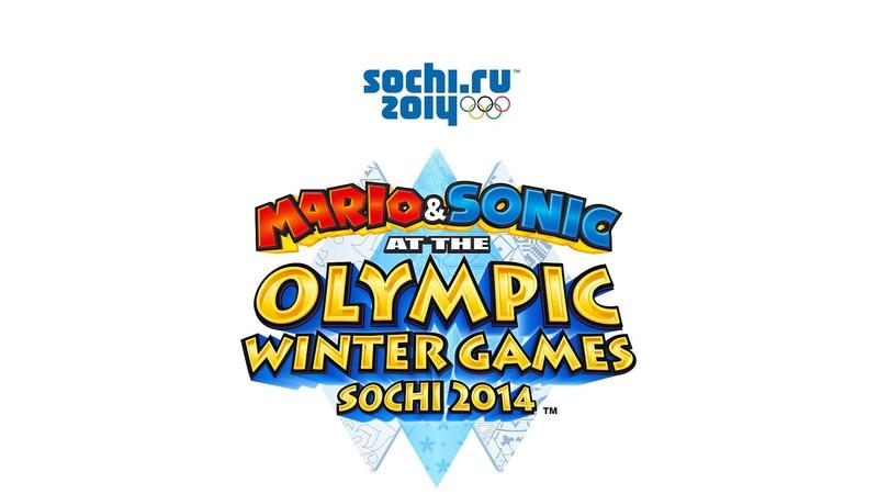 Buoy Base Galaxy Super Mario Galaxy Mario Sonic at the Sochi 2014 Olympic Winter Games Music E