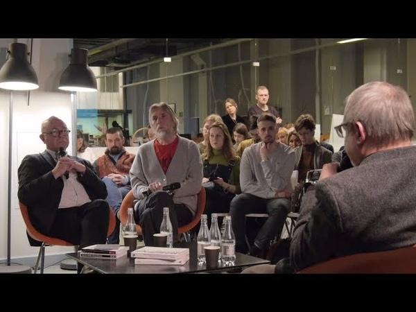 Диалог Владимира Мартынова и Евгения Асса Пространство музыки и время архитектуры