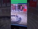 Девушка шла и в телефон смотрела и упала в фонтан