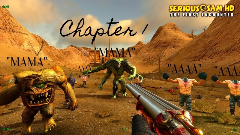 Serious Sam HD: The First Encounter 1