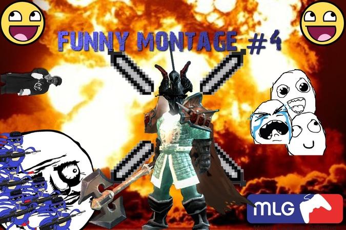 Drakensang Online - FUNNY MONTAGE 4