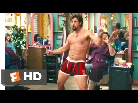 You Dont Mess With the Zohan (2008) - The Coco Package Scene