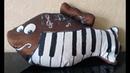 Скрипка подскажет сколько диезов или бемолей в тональности.