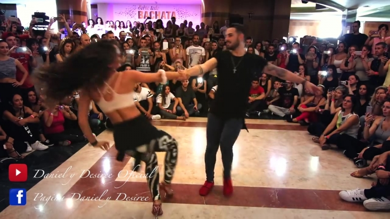 Daniel y Desiree Sobre Todo Bachata - Ahora que te vas