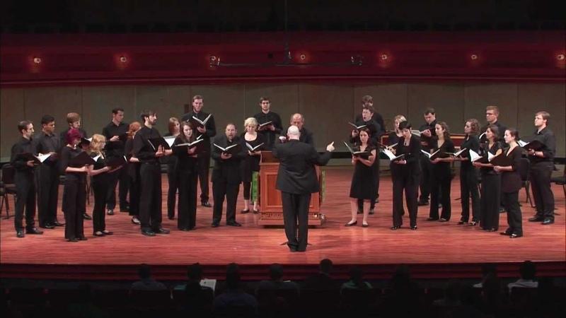 UNT Baroque Orchestra Collegium Singers