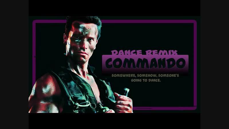 DJ SPARKI - Commando (Attack-House Dance Remix-1998)