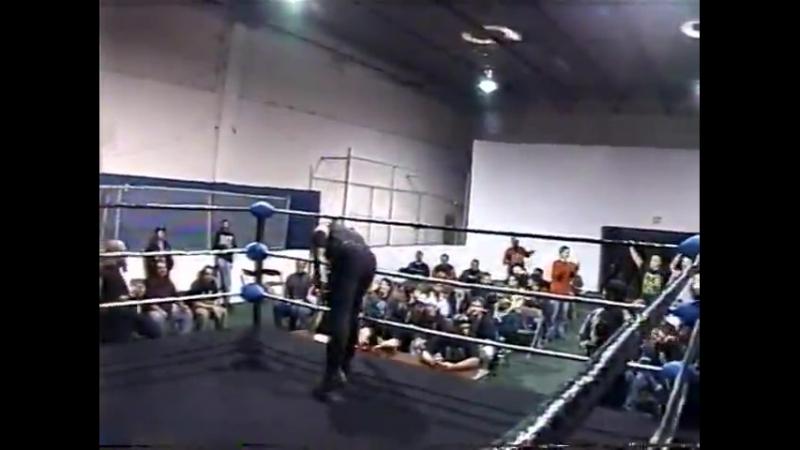 CZW - Jersey Rulz (11.11.2000)