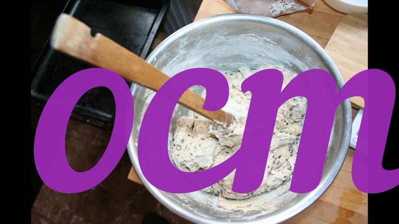 Работа с закваской Опара Пшеничный хлеб