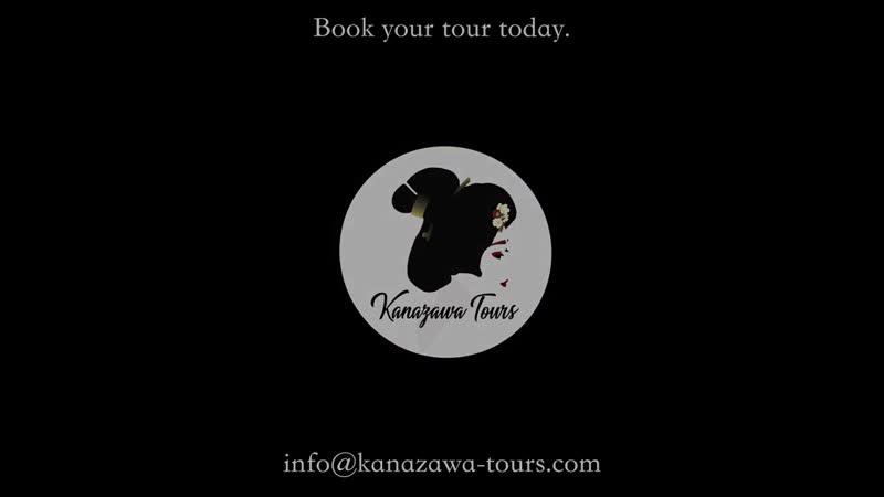Kanazawa Tours Meet the Masters Geisha 2019