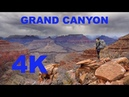 Backpacking the Grand Canyon 4K: Hermits Rapids/Boucher Trail Loop Full Version