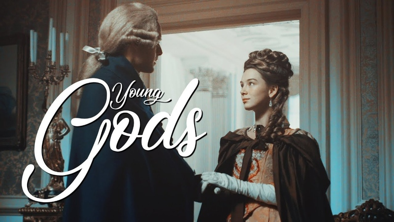 Lucy Wells/Lord Fallon (Harlots) - Young Gods