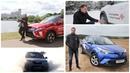 Топ 5 SUV 2019 Mitsubishi Eclipse Cross, Hyundai Creta, Suzuki Vitara, Renault Kaptur, Toyota C-HR