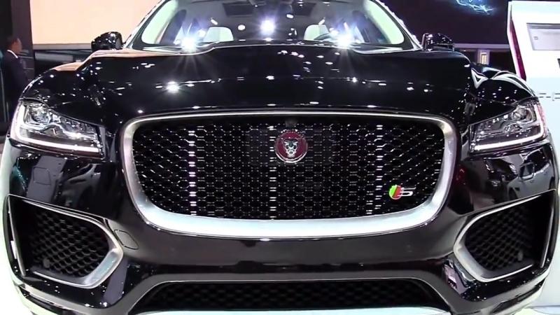 Jaguar F Pace Sport
