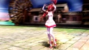 MMD   Pizzicato Drops   Cute Miniskirt Teto Neru