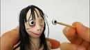 Como Hacer a MOMO de Plastilina y SOBREVIVIR en el intento | Making MOMO in Clay | DibujAme Un