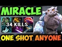MIRACLE- Tiny can One Shot KO Anyone in This Game - WTF Burst