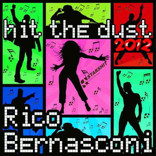 Rico Bernasconi альбом Hit the Dust '12
